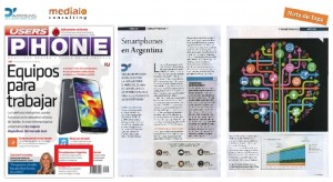 D'arriens smarphone study - USERS PHONE Cover Story